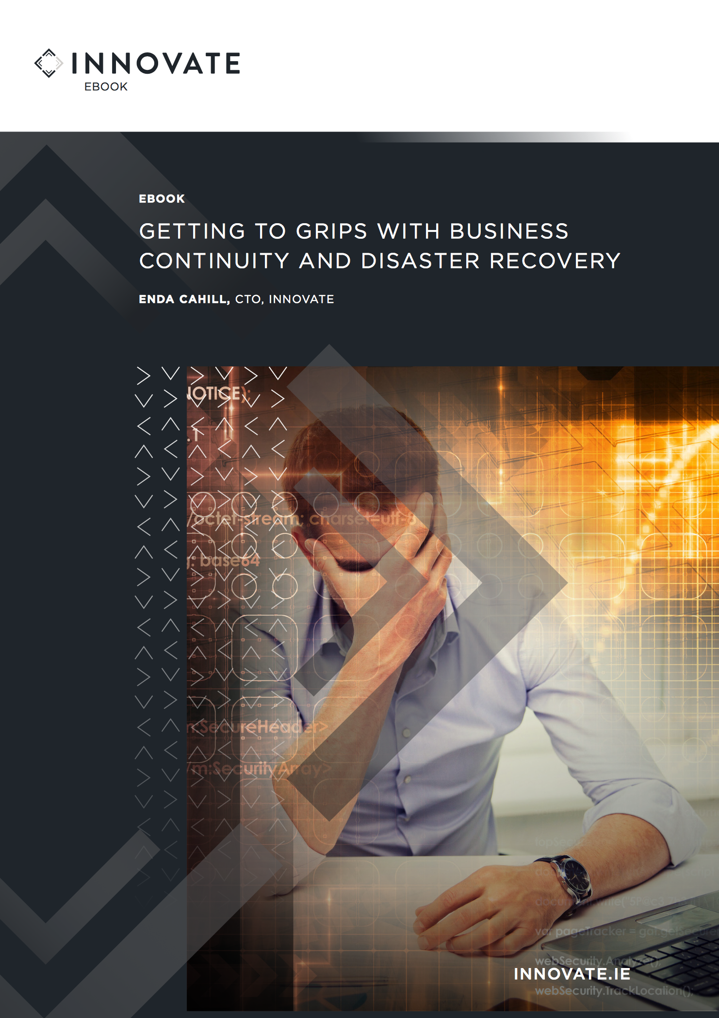 INNOVATE - Azure Backup and Disaster Recovery Ebook Cover.png