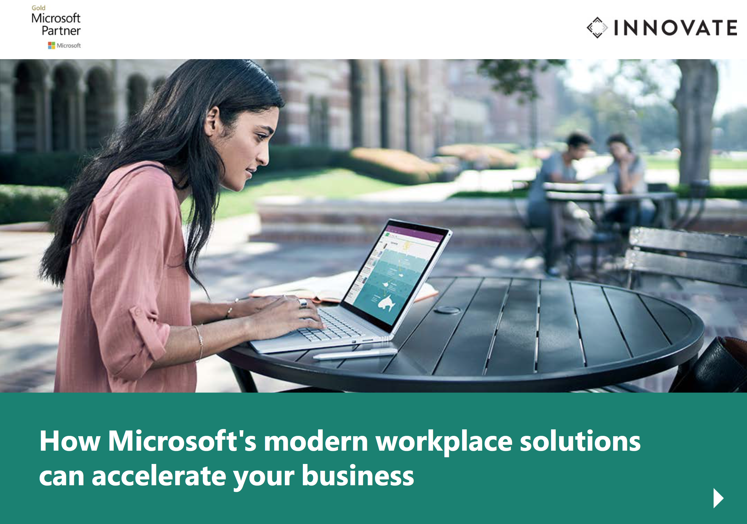 How Microsoft's Modern Workplace Solutions Can Accelerate Your Business - Image