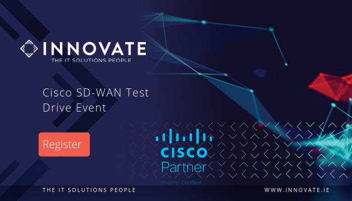 Cisco's SD-WAN Test Drive Event